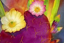 suculentas y cactus / by Martha Hinojosa