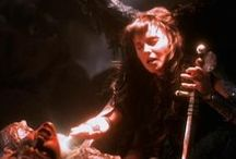 """A world in turmoil cried out for a hero, """"SHE"""" was XENA / Warrior Princess / by April Doornbos"""