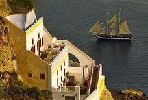 Santorini / by Kalli Trempela