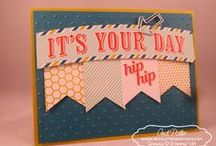 Paper Pumpkin July 2013 - Party Pennants / by Paper Pumpkin by Stampin' Up!