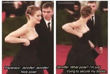 Jennifer Lawrence / by Nicole Ehme