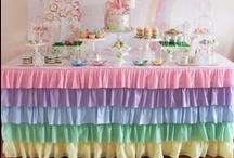 Rainbow baby shower / by Jill Cappaert