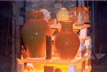 Pottery/ Kilns & Firing Outside ideas / Building you own alternative kilns to fire pottery  / by Kristi McGill