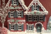 Glitter Houses and Trees / by Beth Jones
