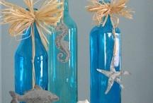 Bottles Beautiful / Jars / Vases / Cans / by Beth Jones