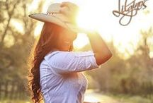 Cowgirl at Heart / Everything country... / by Billi