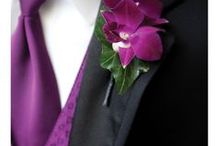 Wedding - PURPLE (s) / Shades of Purple... Wedding inspiration. / by Billi