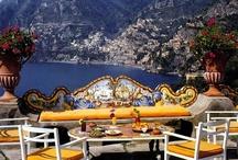 Amalfi Coast / by Kimberly Joy