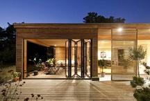 My future house / De todas estas fotos sacaría ideas para construir mi próxima casa. / by Angelica Val