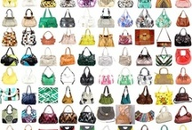 Bags and more bags / by Reyhan Dogan Khan