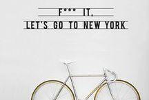 new york dreams / by Amy Field