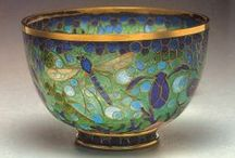 Glass Treasures / Beautiful glass and pottery from across the ages  / by edain33