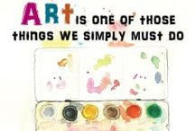 Arts & Crafts  / How's this for arts & crafts? I'm a trouble maker ... / by Amy French ( Burks, Starr)