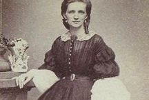 1860 Fashion / by Debra Keinert