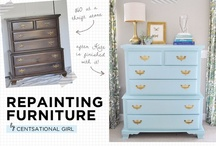 DIY & Crafts / by Sarah Harrison Watters