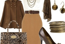 Complete outfits / by Elena Sal