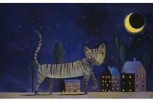 Cats in the dark / by Ola Baskerville