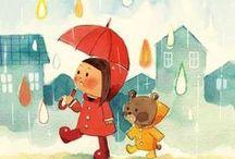Children Illustration(s) / by Franciska Angelina