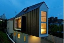 compact house / by Della Lana