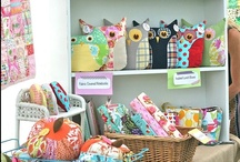 Cool Displays / by Amy Coleman Bomar