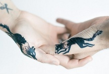 tattoos / by Haley Parker