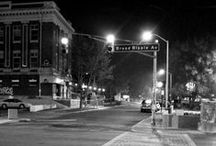 Broad Ripple / Just a short drive from campus, Broad Ripple Village is a go-to destination for Butler students for dining, nightlife and entertainment.  / by Butler University