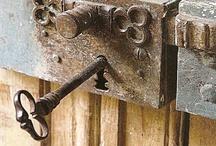 under lock and key / by Denise Ferrari