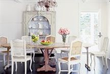 dining rooms / by mrs. jones
