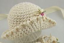 Crochet goodies xxx / by Helga Deeds Art