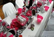 Kimmy's Bridal Shower Ideas / by Latasha Hubbard