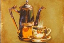 Tea-time / by Pat Wareing