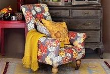 Theres no place like home - interiors / by Beth Ramirez