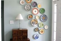 Collections / Vintage Collections we love and interesting ways to show them off! / by Gazaboo Vintage