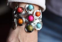 Diseños bisuteria alambre, acero.. ( Wire, steel jewelry designs ) / Jewelry / by Mase