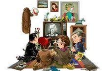 The TARDIS <3 / by The TARDIS