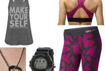 Workout Outfit / by Alba Alvarado