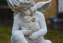 Angels & cherubs / by Sheila Cohen
