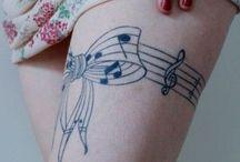Tats / That's ink yo... / by Shelly Gutierrez
