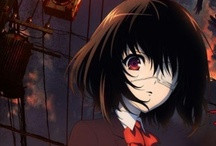 Another [Anazā] / - Horror, Mystery, Psychological, Supernatural - When Kōichi Sasakibara transfers to his new school, he can sense something frightening in the atmosphere of his new class, a secret none of them will talk about. At the center is the beautiful girl Mei Misaki. Kōichi is immediately drawn to her mysterious aura, but then he begins to realize that no one else in the class is aware of her presence. / by Lithy ^^