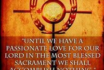 Saint Quotes / Words of wisdom & inspiration / by Immaculate Heart Radio