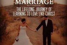 "Marriage / ""Let marriage be held in honor by all."" - Hebrews 13:4 / by Immaculate Heart Radio"