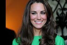 08Celebrity-Kate Middleton凱特·米德爾頓 / 劍橋公爵夫人凱瑟琳殿下,本名凱薩琳·伊莉莎白·密道頓,暱稱凱特,一般華文媒體稱她作凱特王妃,其丈夫是劍橋公爵威廉王子。 / by 思恒 黃
