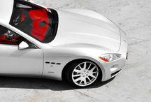 Maserati / by Chris Gross
