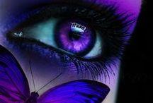 purple rain / by Lisa Kuykendall