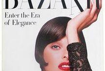 Harper's BAZAAR / America's First Fashion Magazine. / by Renaldo Barnette