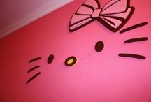 Hello Kitty / by Victoria Zamora