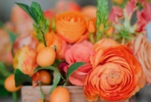 For the Love of Flowers / bouquets, centerpieces, ceremony flowers / by Dogwood Events