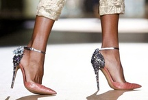 Shoes, Shoes, Shoes / by Brad Goreski