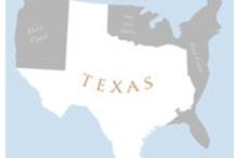 Texas Convert / California-born Texan.  / by Caitlin Calder