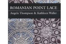 Tape Lace Crochet Patterns / Source books for needle weaving stitches for many types of point lace, such as Romanian Point Lace (see separate board). / by Susan Lombardo